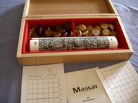 Board Game: Massai