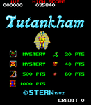 Video Game: Tutankham