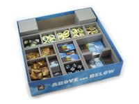 Board Game Accessory: Above and Below: Folded Space Insert
