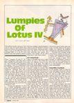 Video Game: Lumpies of Lotus IV