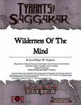 RPG Item: ToS1-03: Wilderness of the Mind