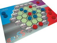 Board Game: Gauss