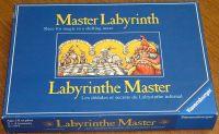 Board Game: Master Labyrinth