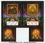 Board Game: Escape: The Curse of the Temple – Queenie 2: Doomed