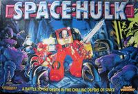 Board Game: Space Hulk (second edition)