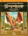 RPG Item: DL09: Dragons of Deceit