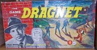 Board Game: The Game of Dragnet
