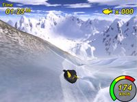 Video Game: Tux Racer