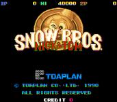 Video Game: Snow Bros