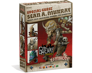 Board Game: Zombicide: Green Horde Special Guest Box – Sean A. Murray