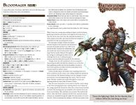 RPG Item: Advanced Class Guide: Bloodrager