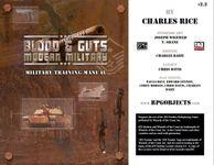 RPG Item: Blood & Guts 2.0: Military Training Manual