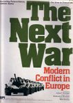 Board Game: The Next War: Modern Conflict in Europe