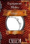 RPG Item: Equipment Maker Volume 3: Bows