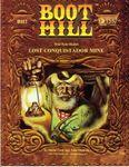 RPG Item: BH2: Lost Conquistador Mine