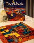 Board Game: Marrakech