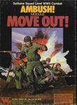 Board Game: Ambush!: Move Out!