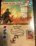 Board Game: The King's Guild: Ascend the Dice Tower