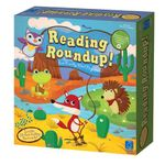 Board Game: Reading Roundup