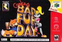 Video Game: Conker's Bad Fur Day