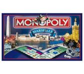 Board Game: Monopoly: Marseille