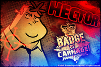 Video Game: Hector: Badge of Carnage Episode 1: We Negotiate with Terrorists