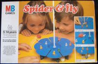 Board Game: Spider & Fly