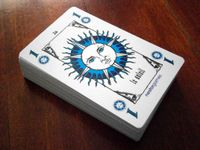 Board Game: The Mystique Deck