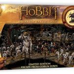 Board Game: The Hobbit: Escape from Goblin Town