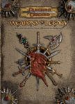 RPG Item: Weapons of Legacy