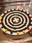 Board Game: Stadium Checkers