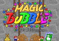 Video Game: Magic Bubble