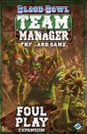 Board Game: Blood Bowl: Team Manager – The Card Game – Foul Play