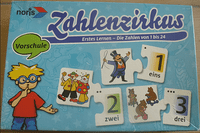 Board Game: Zahlenzirkus