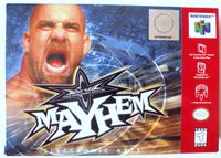 Video Game: WCW Mayhem