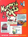 RPG Item: Murphy's Rules (1st Edition)