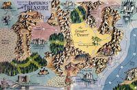 Board Game: Search for the Emperor's Treasure