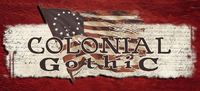 RPG: Colonial Gothic (1st - 3rd Editions)