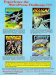 Video Game Publisher: MicroProse