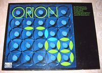 Board Game: Orion
