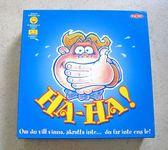 Board Game: Funny Ha-Ha!