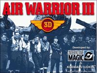 Video Game: Air Warrior III