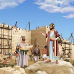 Board Game: Nehemiah