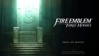 Video Game: Fire Emblem: Three Houses