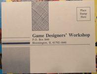 Board Game Publisher: Game Designers' Workshop