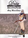 RPG Item: Duty & Honour 1809 Miscellany