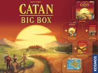 Board Game: Catan: Big Box