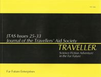 RPG Item: JTAS Issues 25-33 Journal of the Travellers' Aid Society