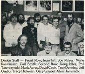 Board Game Designer: Merle M. Rasmussen