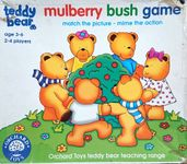Board Game: Mulberry Bush Game